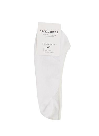 Jack & Jones Çorap Beyaz